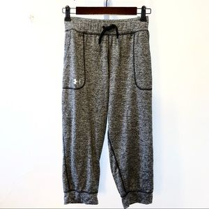 Under Armor Cropped Joggers